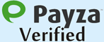 Payza verified merchant